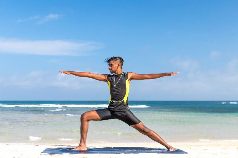 How to train proprioception and balance